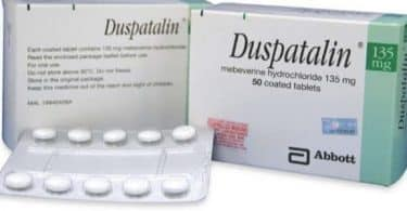 دوسباتالين Duspatalin