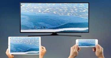 كيف اوصل الجوال على التلفزيون بسلك الشاحن