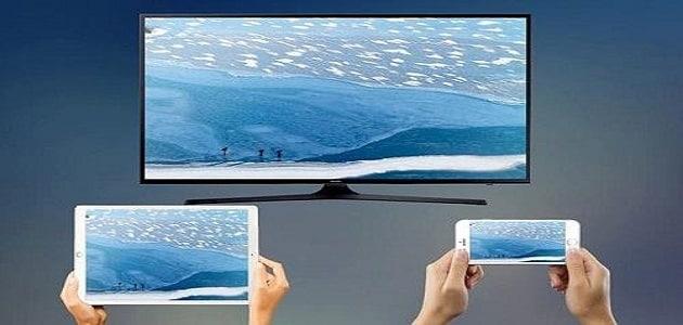 كيف اوصل الجوال على التلفزيون بسلك الشاحن معلومة ثقافية