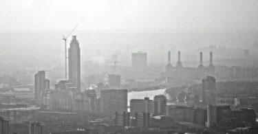لماذا تسمى لندن مدينة الضباب