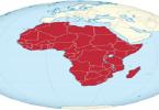 ما هي اللغة المنتشرة في الدول الافريقية