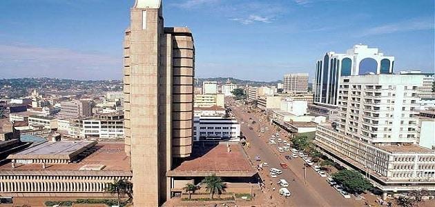 ما هي عاصمة جمهورية اوغندا