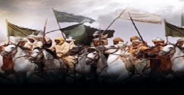 معلومات تاريخية عن معركة وقعت بين المسلمين والبيزنطيين
