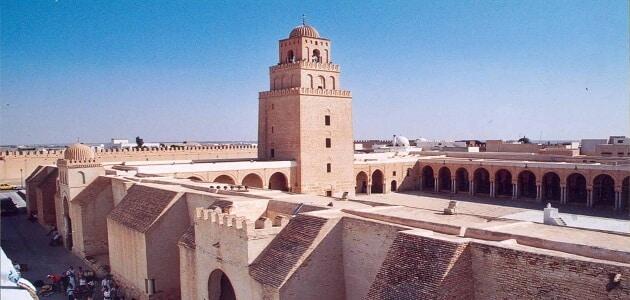 معلومات عن المدينة التونسية التي بناها عقبة بن نافع