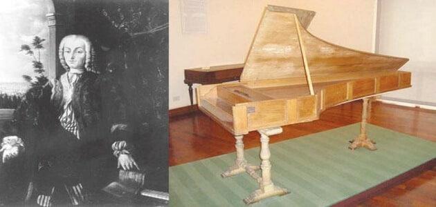 معلومات عن مخترع البيانو