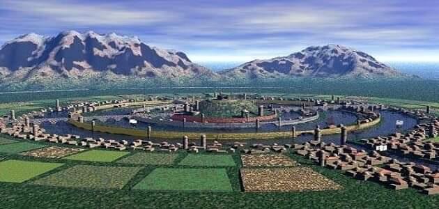 بحث علمي عن مدينة افلاطون الفاضلة