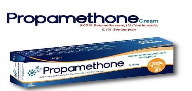 دواعي استعمال كريم بروباميثون للأطفال