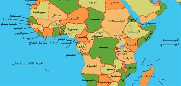أشهر الدول الإسلامية في غرب افريقيا وعواصمها