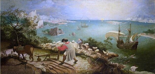 أشهر الرسامين الهولنديين وأهم أعمالهم