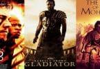 أفلام تاريخية أسطورية