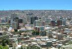 اعلى عاصمة في العالم عن سطح البحر