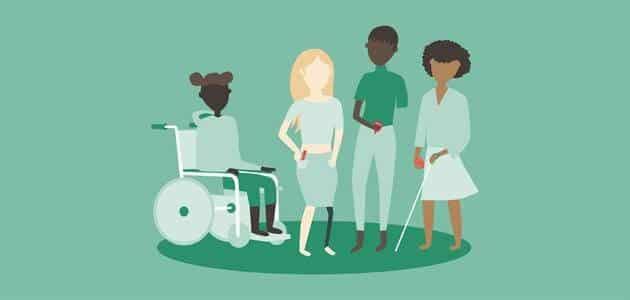 بحث حول ذوي الاحتياجات الخاصة pdf