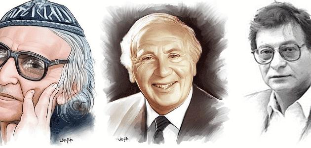 بحث عن اشهر شعراء فلسطين في العصر الحديث