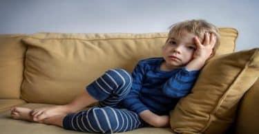 بحث عن التوحد عند الأطفال مع المراجع