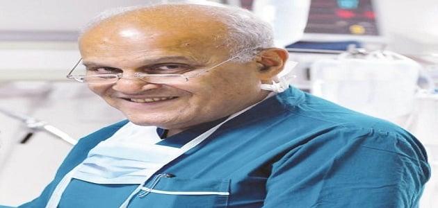 بحث كامل عن الدكتور مجدي يعقوب