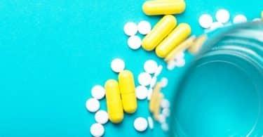 جدول تقسيم المضادات الحيوية