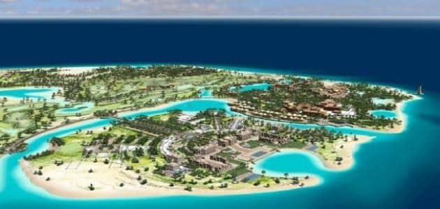 ما هى اكبر جزيرة كويتية في التاريخ