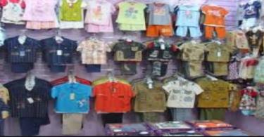 دراسة جدوى مشروع تصنيع ملابس أطفال