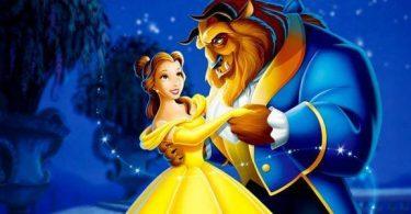 قصة الأميرة والوحش مكتوبة