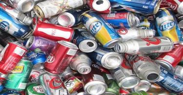كم تكلفة مصنع إعادة تدوير علب الكانز