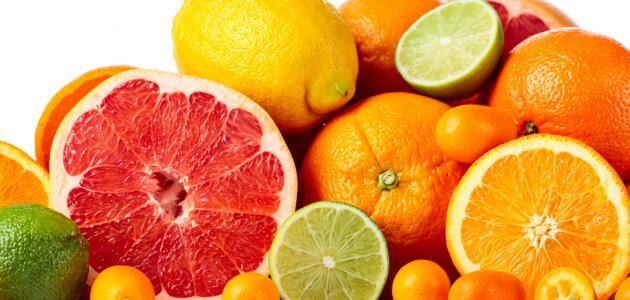 ما هي انواع البرتقال معلومة ثقافية