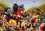 معلومات تاريخية عن المعركة الفاصلة في فتح فارس