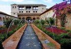 معلومات تاريخية عن قصر الحمراء