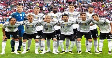 معلومات عن منتخب ألمانيا لكرة القدم