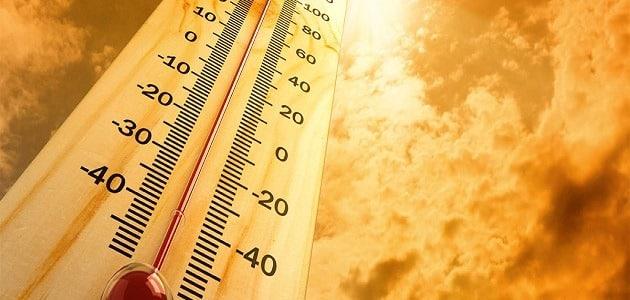 معلومات عن وحدة قياس درجة الحرارة المستعملة في امريكا