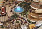 أين يقع فرست مول في القاهرة