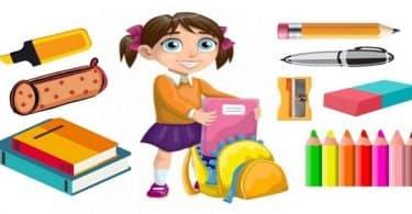 اذاعة عن الحقيبة المدرسية المثالية كاملة