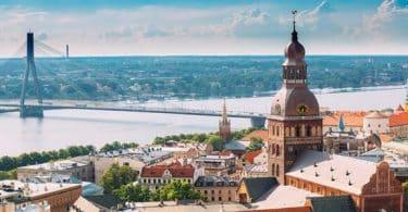 اسم عاصمة لاتفيا