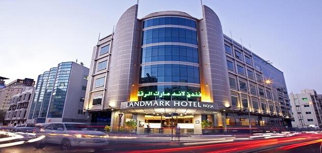 الاماكن السياحية في شارع الرقة دبي