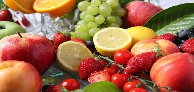 الفاكهة الممنوعة فى الرجيم نهائيا