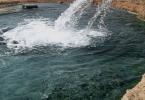 بحث عن المياه الكبريتية وفوائدها