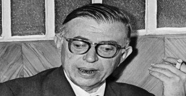 بحث عن جان بول سارتر وفلسفته