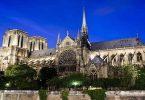 معلومات تاريخية عن كاتدرائية نوتردام