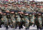 معلومات عن تجنيد القوات المسلحة