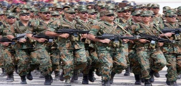 القوات المسلحة السعودية القبول والتسجيل استعلام