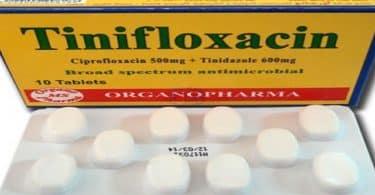 تنيفلوكساسين Tinifloxacin