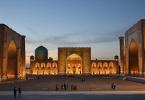معلومات عن عاصمة أوزباكستان