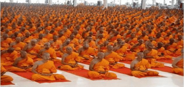 معلومات نادرة عن الديانة البوذية