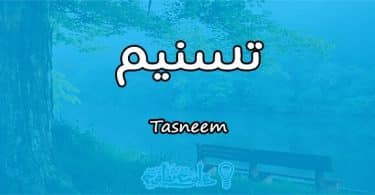 معنى اسم تسنيم Tasneem وصفات حامله الاسم