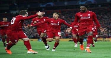 أهم أهداف ليفربول وبرشلونة