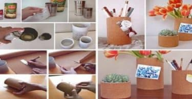افكار لتزيين المنزل من صنع يديك بالخطوات