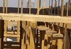 الشدة الخشبية للسقف بالتفصيل