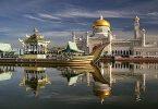 العمل والرواتب في سلطنة بروناي