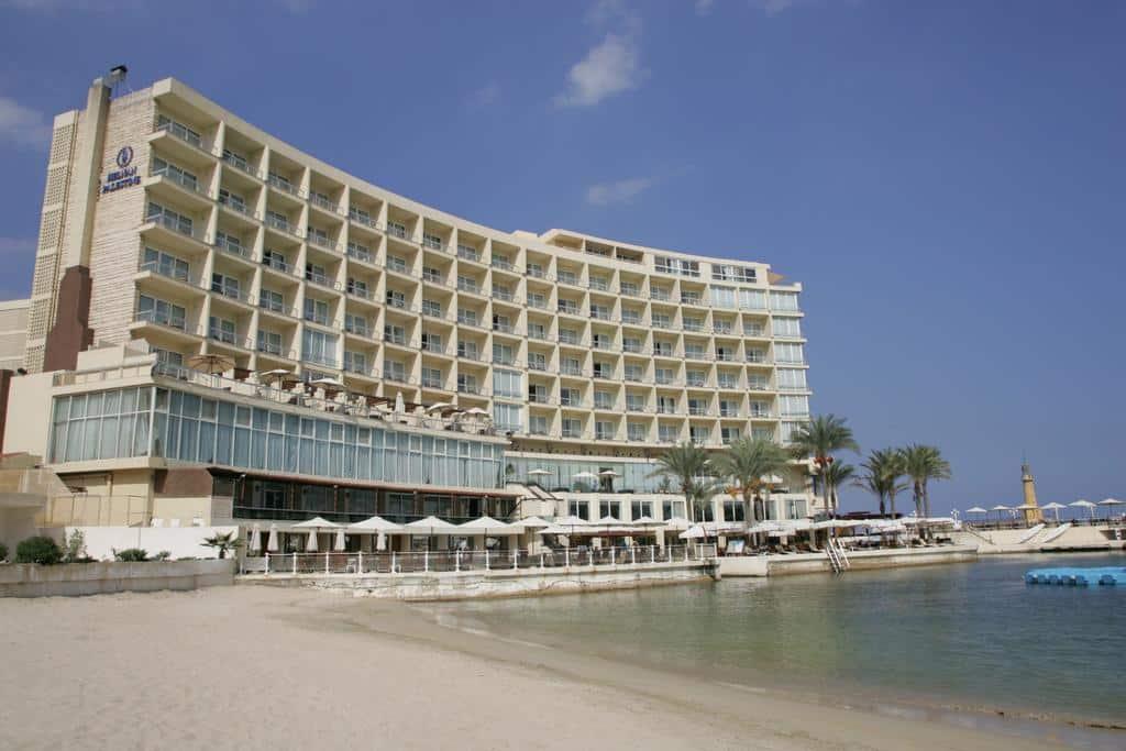 اين يقع فندق فلسطين وفروعه