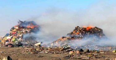 بحث عن الحد من التلوث