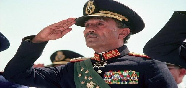 بحث عن محمد انور السادات في حرب 6 اكتوبر doc